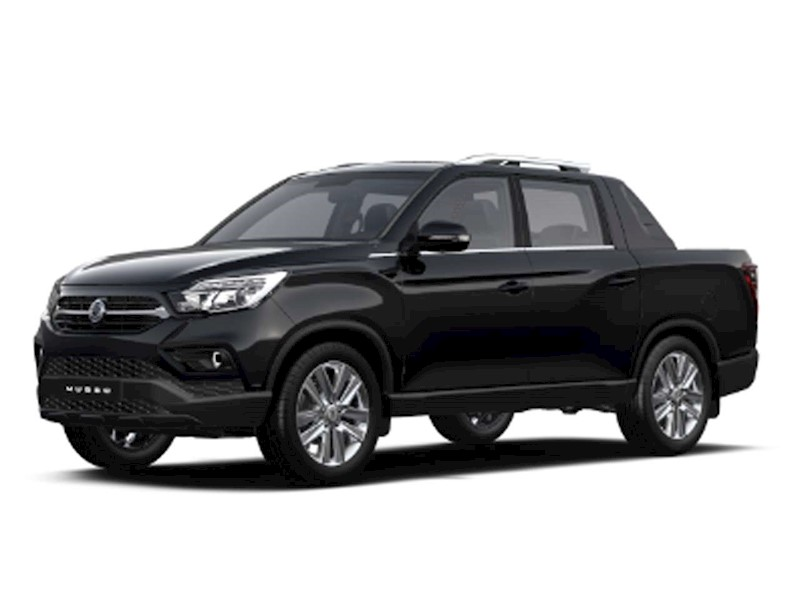 foto Ssangyong Musso