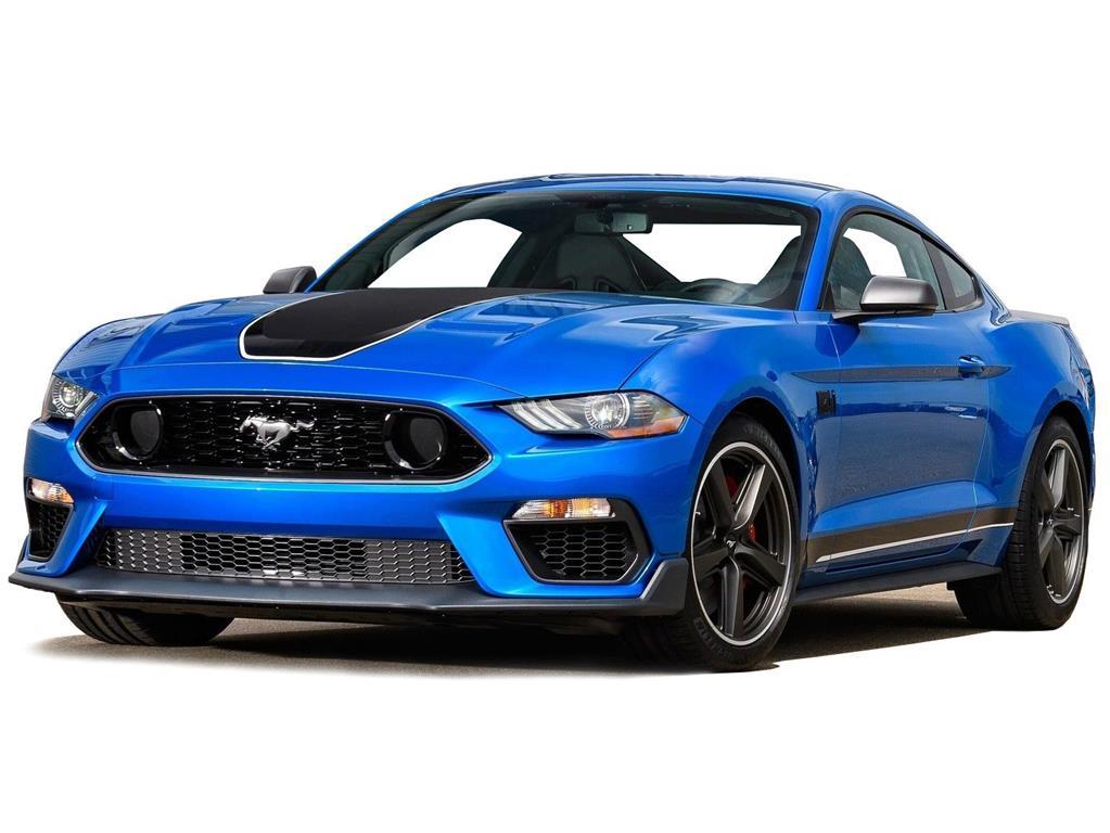Foto Ford Mustang Mach 1 nuevo color A eleccion precio $1,180,000