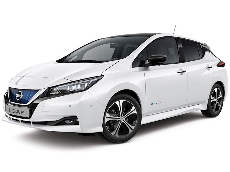 foto Nissan LEAF Tekna nuevo color A elección precio u$s61.600