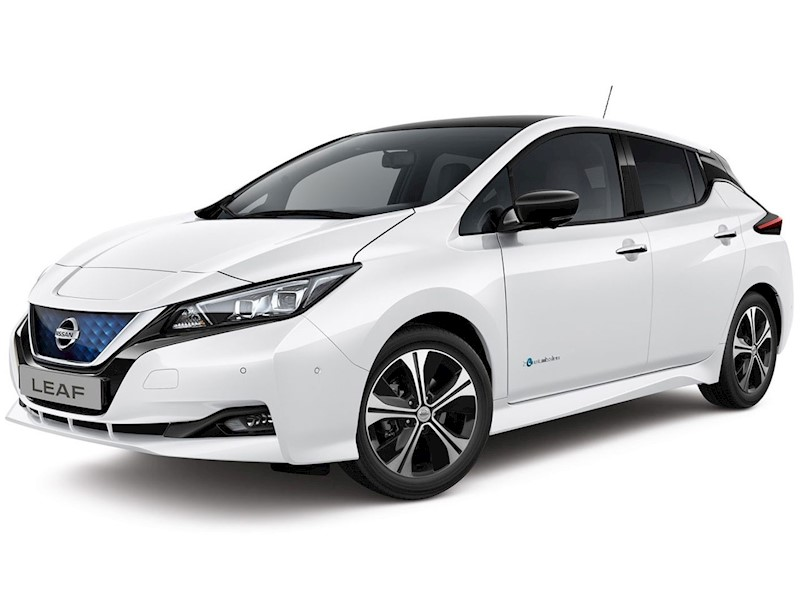foto Nissan LEAF