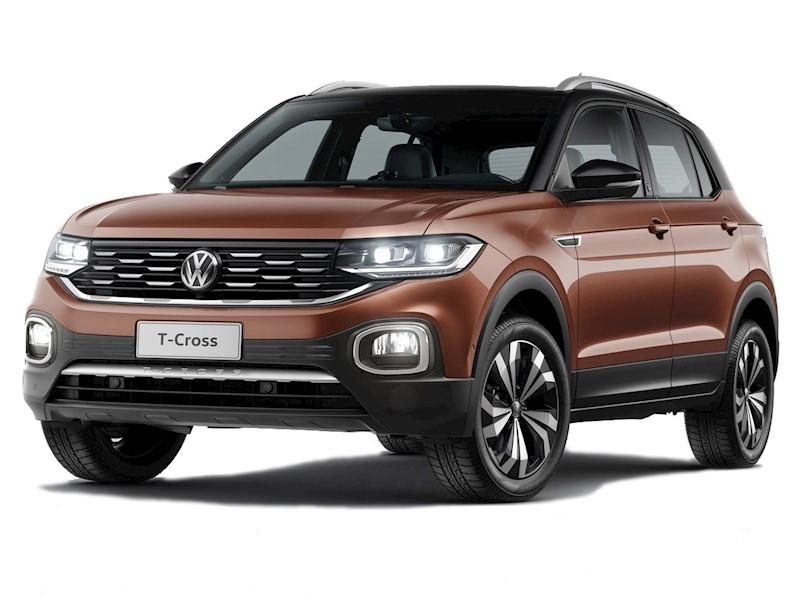 Foto Volkswagen T-Cross Comfortline Plus  nuevo color A eleccion precio $99.990.000