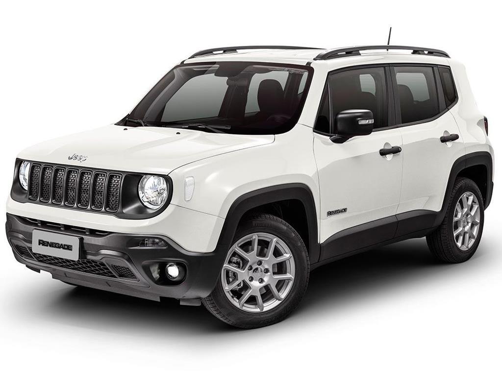 Foto Jeep Renegade 1.8L Sport X nuevo color A eleccion precio $79.990.000