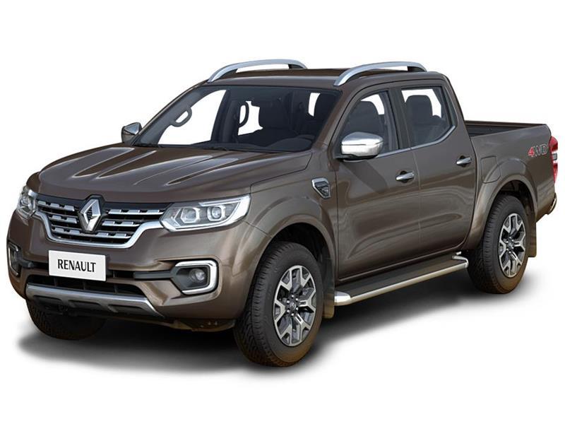 Renault Alaskan 2.5L Intens 4x4 Aut  nuevo color A eleccion precio $137.190.000