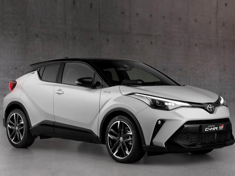Toyota C-HR Full D-lux nuevo color A eleccion precio u$s34,690
