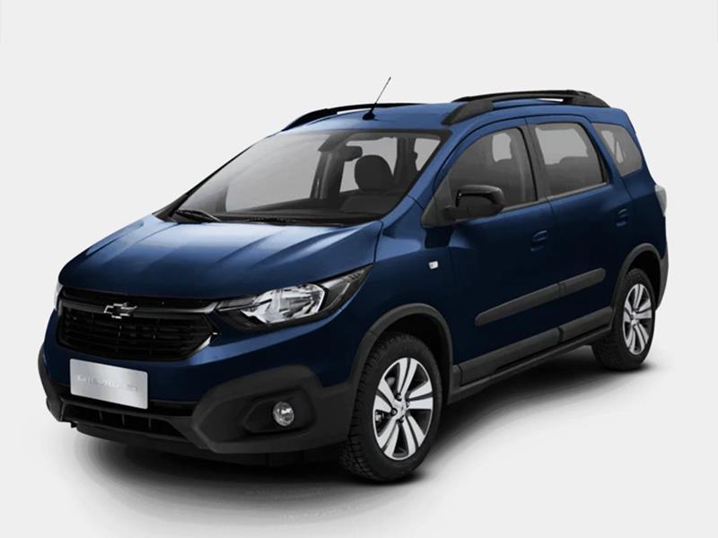 Chevrolet Spin Activ Activ 1.8 7 Pas Aut nuevo color A eleccion precio $2.015.900