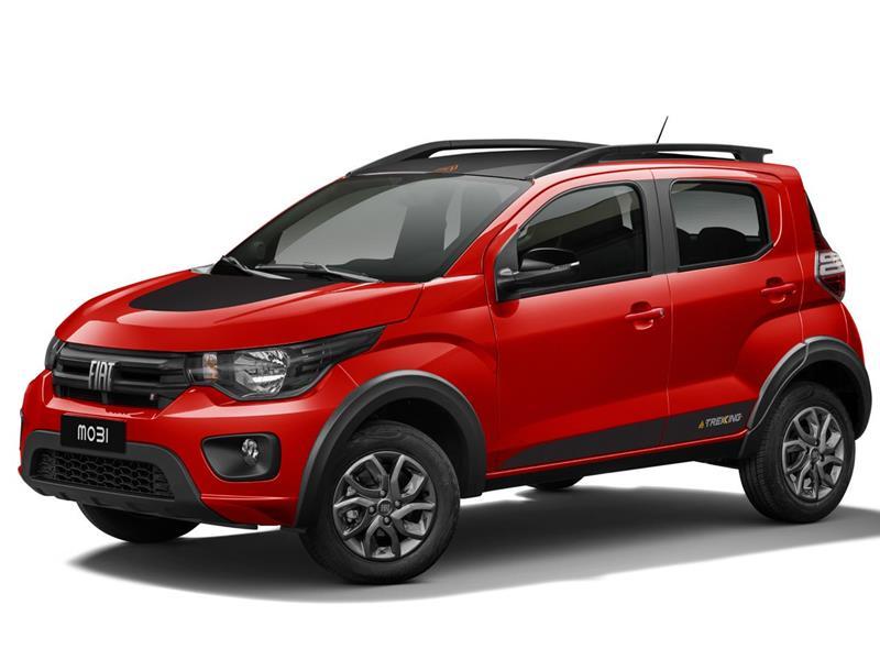 FIAT Mobi 1.0L Trekking nuevo precio $8.990.000