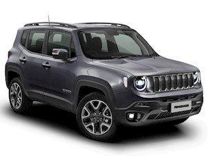 Foto venta Auto nuevo Jeep Renegade Trailhawk 4x4 Aut color Blanco
