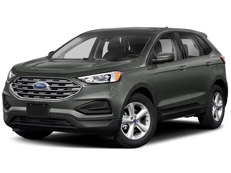 Ford Edge Titanium nuevo color Blanco Platinado precio $863,700
