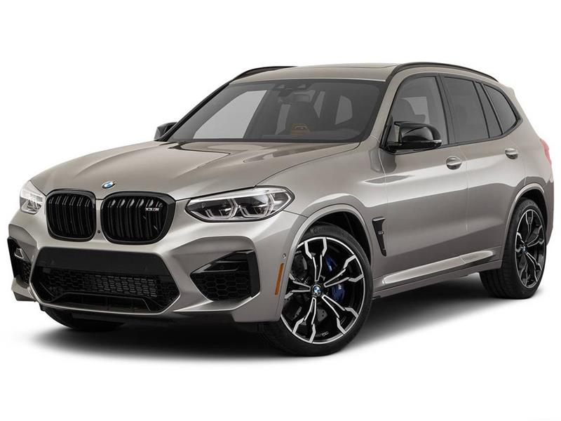 foto BMW Serie M X3 Competition (2021)