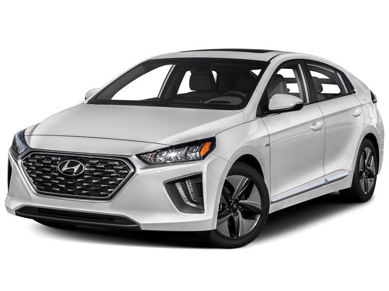 foto Hyundai Ioniq Limited (2021)