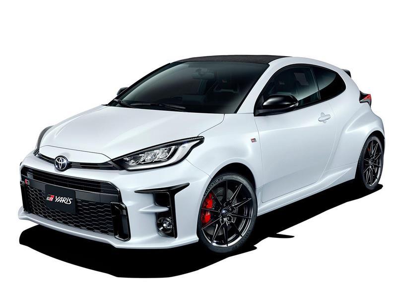 Toyota GR Yaris 1.6T nuevo color A eleccion precio u$s54.400