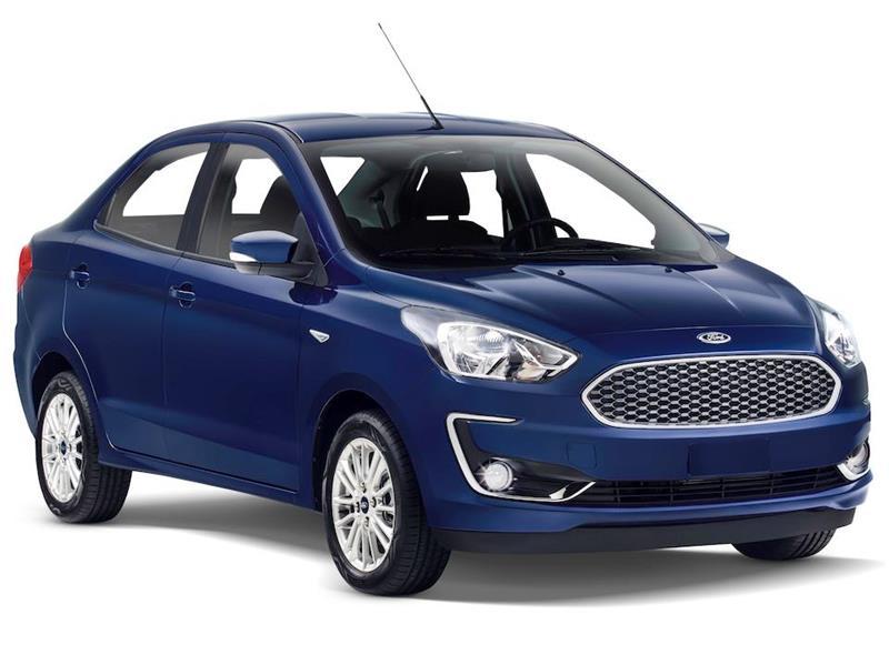 Ford Figo Sedan Impulse  nuevo color A eleccion precio $256,800