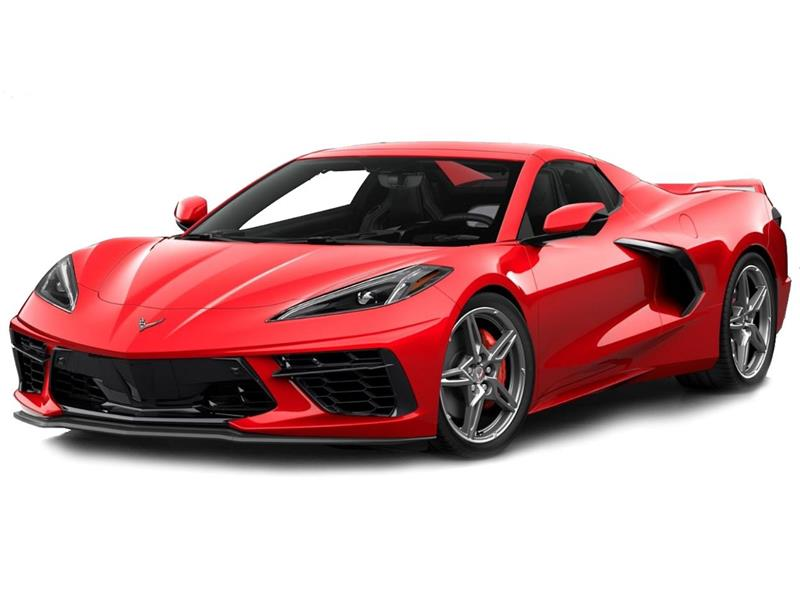 Chevrolet Corvette Stingray Z51 Performance Package nuevo color A eleccion precio $2,710,900