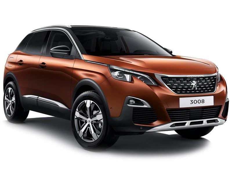 Peugeot 3008 1.6L Active nuevo color A eleccion precio $499,900