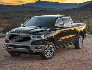 RAM RAM 1500 Mild Hybrid Longhorn Crew Cab 4X4 nuevo color A eleccion precio $1,068,900