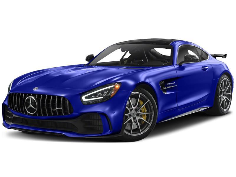 foto Mercedes AMG GT