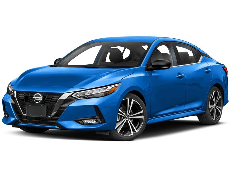 Nissan Sentra SR Bi-tono Aut nuevo color A eleccion precio $444,900