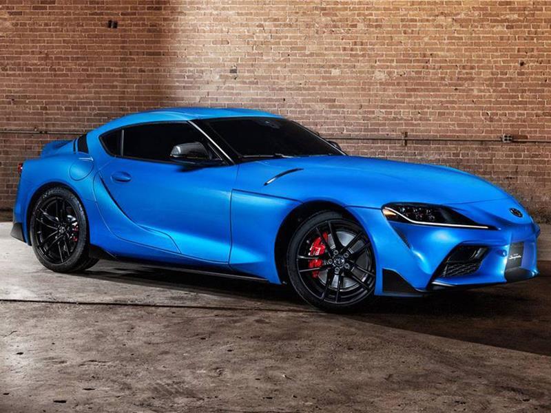 Toyota Supra Edicion Especial nuevo color A eleccion precio $1,286,400