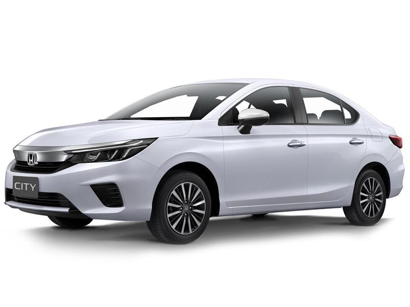 Honda City Uniq nuevo color A eleccion precio $306,900