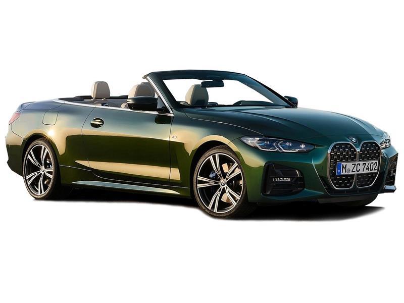 BMW Serie 4 430i Convertible nuevo color A eleccion precio $1,130,000