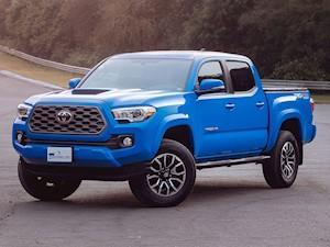 Toyota Tacoma TRD Sport nuevo color A eleccion precio $637,900