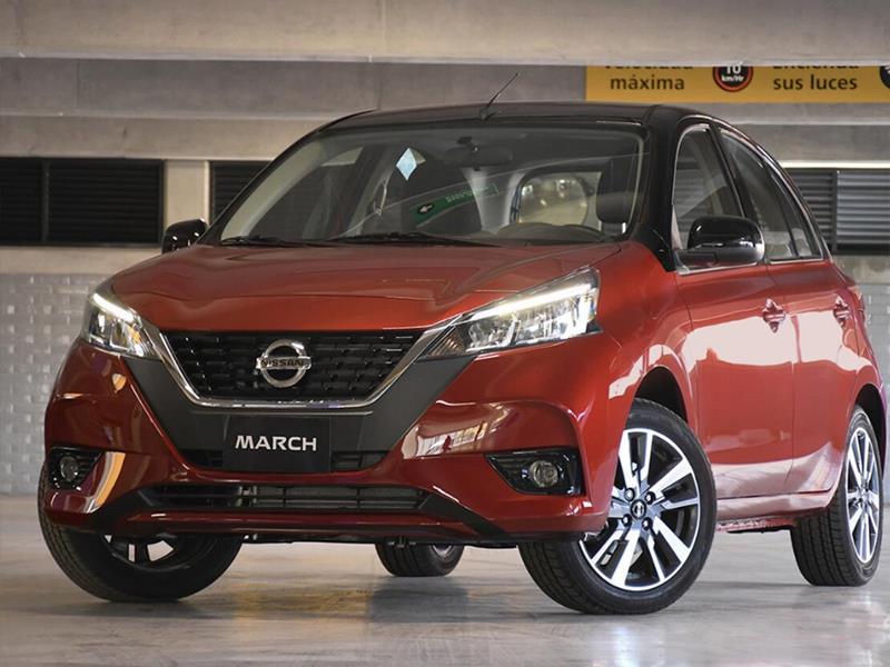 Nissan March Sense   nuevo color A eleccion precio $49.490.000