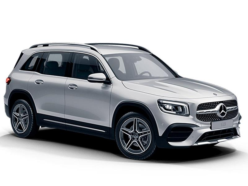 foto Mercedes GLB 250 Progressive 4Matic (2021)