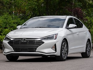 Hyundai Elantra Limited Tech Navi Aut nuevo color A eleccion precio $390,100