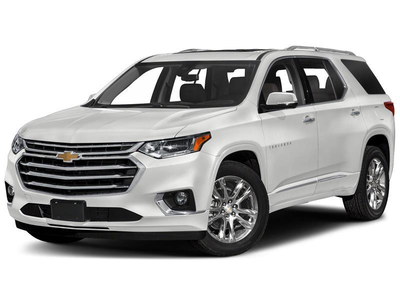 foto Chevrolet Traverse LT 7 Pasajeros (2020)