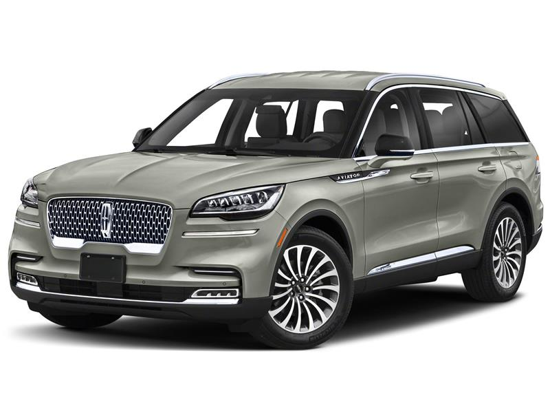 foto Lincoln Aviator