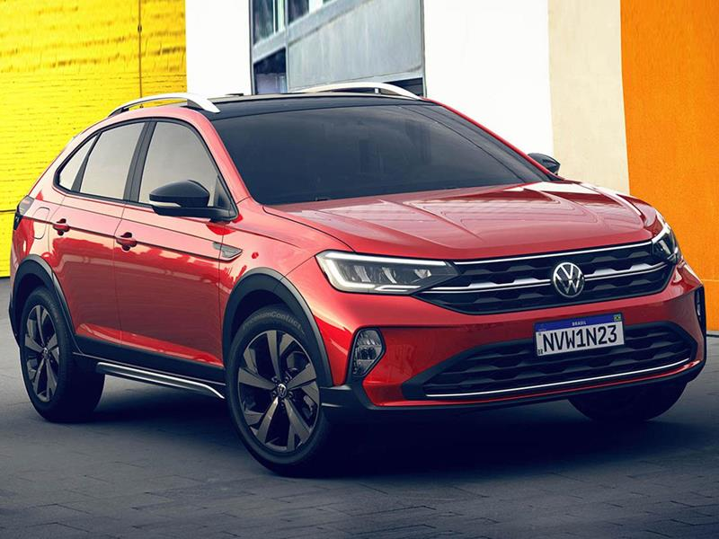 Volkswagen Nivus Comfortline 200 TSi nuevo color A eleccion precio $1.804.650