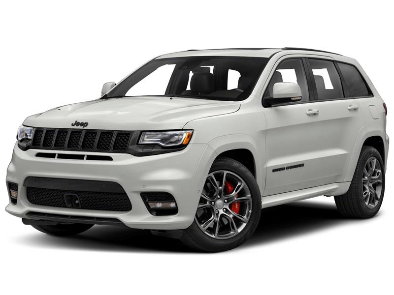 Jeep Grand Cherokee SRT nuevo color A eleccion precio $1,524,900