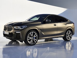 BMW X6 M50iA nuevo color A eleccion precio $1,689,900