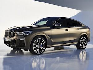 BMW X6 xDrive40i M Sport nuevo color A eleccion precio $1,399,900