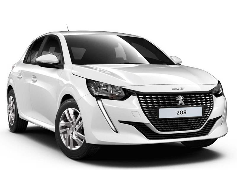 Peugeot 208 Allure 1.6 Tiptronic nuevo color A eleccion financiado en cuotas(anticipo $1.526.300)
