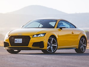 Audi TT S Coupe financiado en mensualidades enganche $153,470 mensualidades desde $12,593