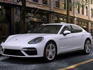 foto Porsche Panamera Turbo (2020)