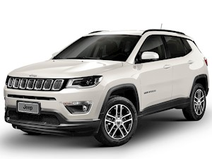 Jeep Compass 2.4 4x4 Limited Plus Aut financiado en cuotas anticipo $2.100.000 cuotas desde $22.750