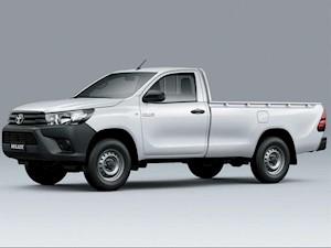 Toyota Hilux 2.4L DX CS 4x4  nuevo precio $21.853.000