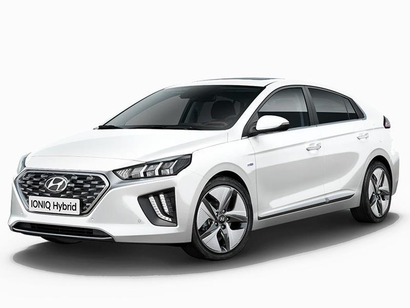 foto Hyundai Ioniq HEV nuevo color A elección precio u$s46.500