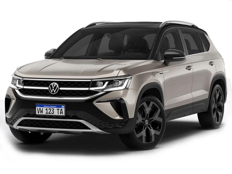 Volkswagen Taos Highline nuevo color A eleccion precio $535,990