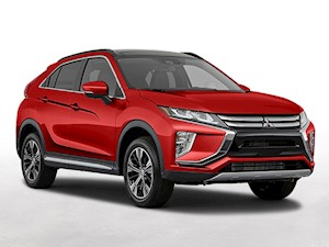 Mitsubishi Eclipse Cross GLX Red Diamond nuevo color A eleccion precio $438,800