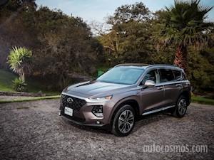 foto Hyundai Santa Fe 2.0L Turbo Limited Tech nuevo color A elección precio $700,400