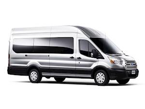 Ford Transit Minibus TE 2.2L TDi nuevo color Blanco Oxford precio $5.017.400