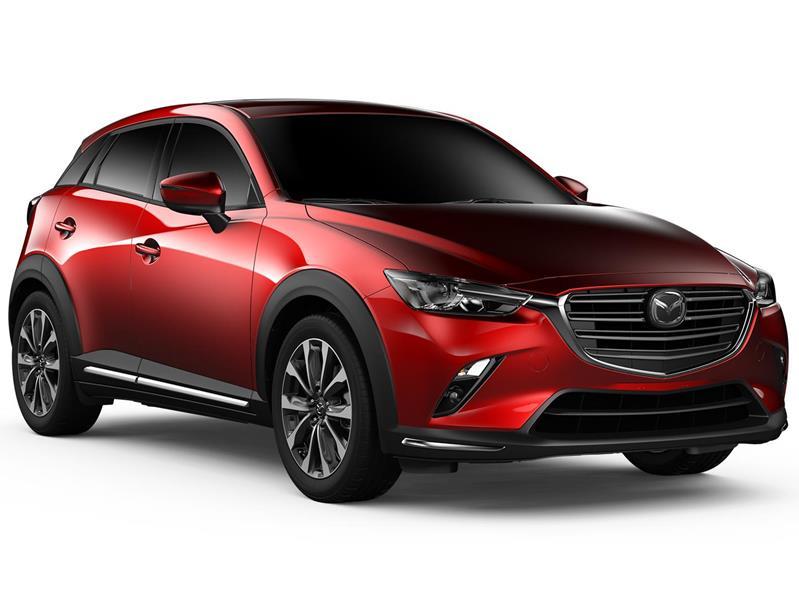 Mazda CX-3 100 Aniversario nuevo color A eleccion precio $434,900