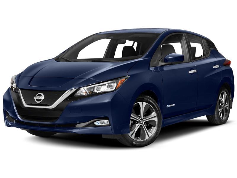 Nissan Leaf SL Bitono  nuevo color A eleccion precio $784,900