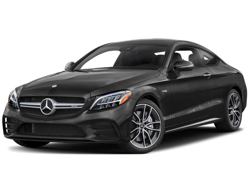 Mercedes Clase C 43 AMG 4MATIC Coupe  nuevo color A eleccion precio $1,293,000