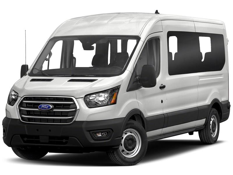 foto Ford Transit Diésel 15 Pasajeros nuevo color A elección precio $716,400
