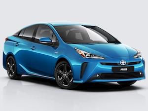 foto Toyota Prius 1.8 CVT (2020)