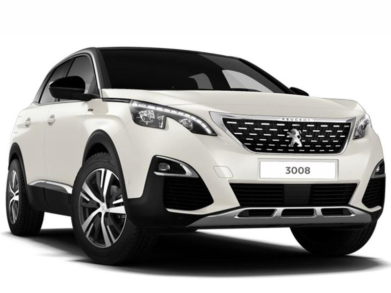 foto Peugeot 3008 SUV GT Line HDi Tiptronic (2021)